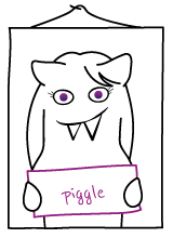 About Piggle