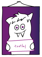 About Toothy